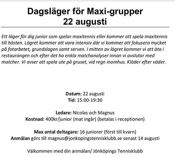 maxilager